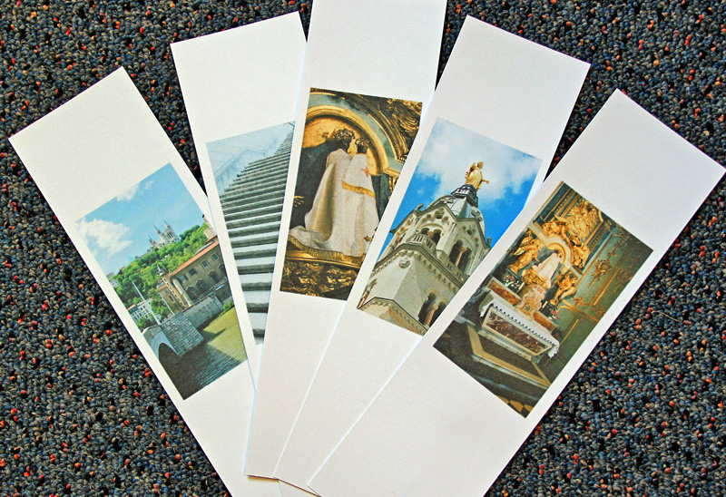 14 Bookmarks Fourviere samples
